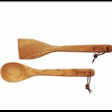 Lepel en spatel hout Val Outdoor De Kachelerij