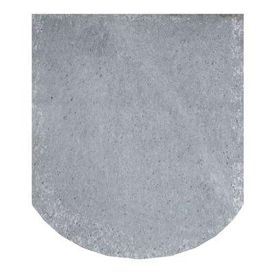 Bodemplaat Natuursteen Halfrond