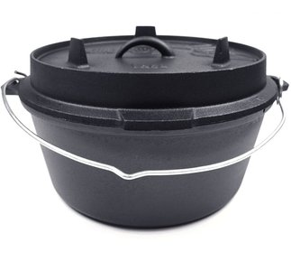 8L Dutch Oven Valhal Outdoor