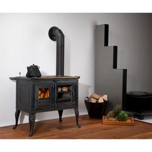 Gietijzeren houtfornuis Titan De Kachelerij
